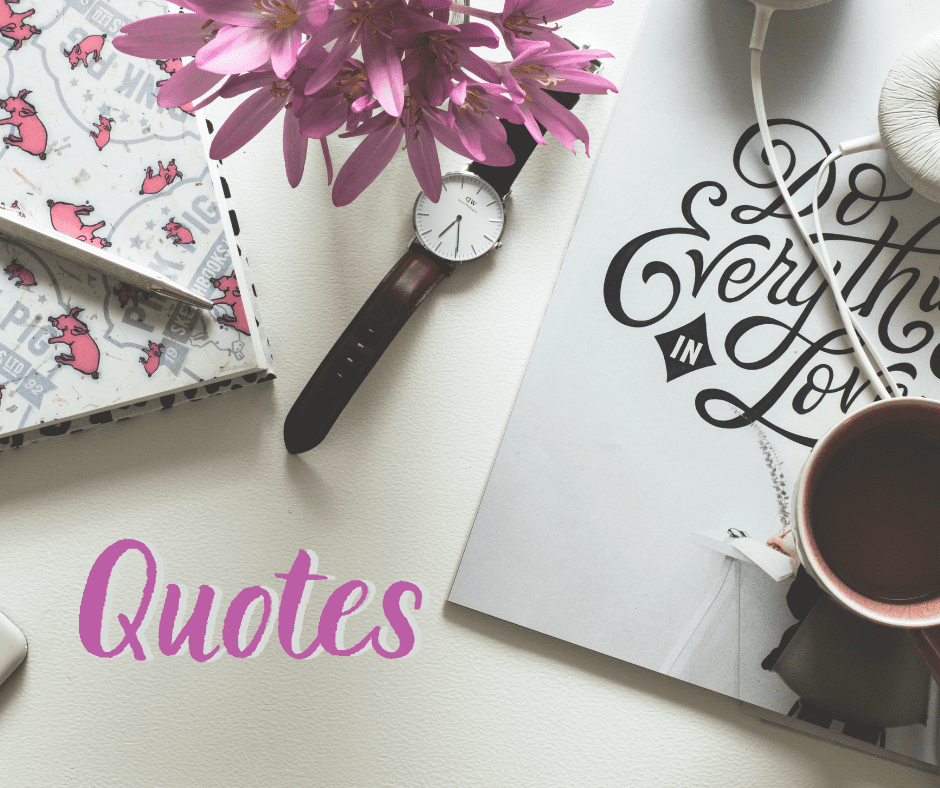 graphic sample quotes image